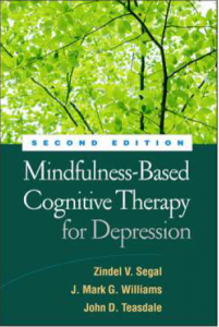 Books – Mindfulness Based Cognitive Therapy
